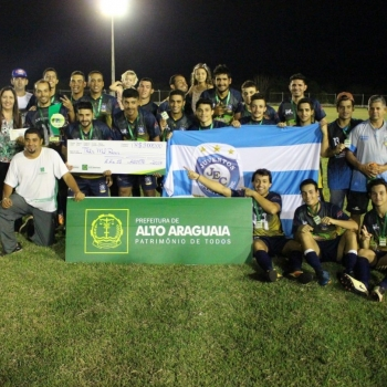 Final 23ª Copa Pantera do Leste / Alto Araguaia-MT